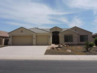 41021 W Hopper Drive, Maricopa, AZ 85138 (MLS #5609695) :: Group 46:10