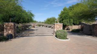 2321 E Escondido Place, Gilbert, AZ 85234 (MLS #5610008) :: Group 46:10