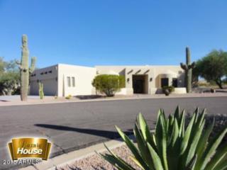 6446 E Trailridge Circle #45, Mesa, AZ 85215 (MLS #5610255) :: Group 46:10