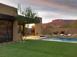 8739 E Quartz Mountain Drive, Gold Canyon, AZ 85118 (MLS #5611875) :: The Pete Dijkstra Team