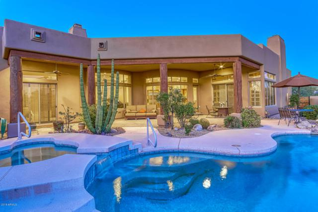 7565 E Tranquil Place, Carefree, AZ 85377 (MLS #5837208) :: CC & Co. Real Estate Team