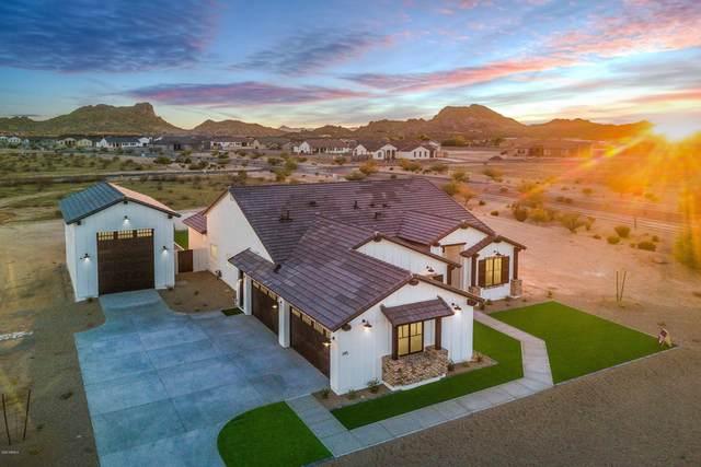 345 W Sterling Street, San Tan Valley, AZ 85143 (MLS #5893705) :: Riddle Realty Group - Keller Williams Arizona Realty
