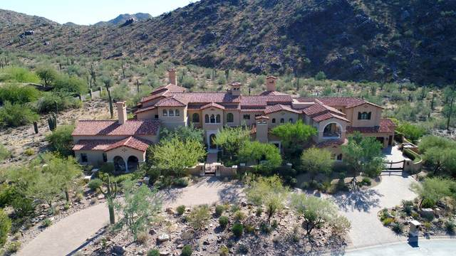 10835 E Mountain Spring Road, Scottsdale, AZ 85255 (MLS #5999488) :: Revelation Real Estate