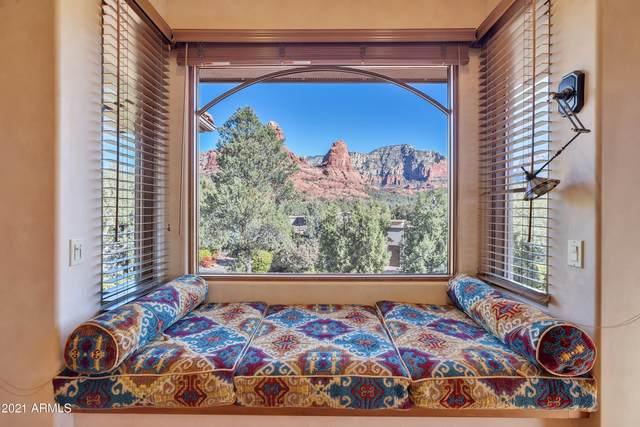25 Canyon Shadows Drive, Sedona, AZ 86336 (MLS #6160755) :: Yost Realty Group at RE/MAX Casa Grande