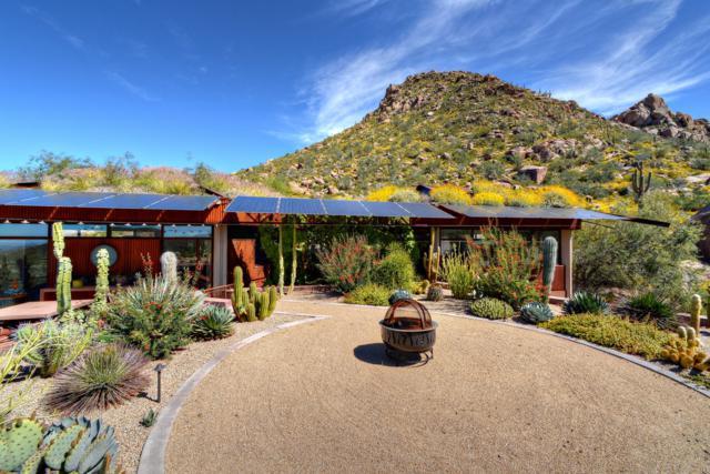10989 E Tusayan Trail, Scottsdale, AZ 85255 (MLS #5557710) :: The Daniel Montez Real Estate Group