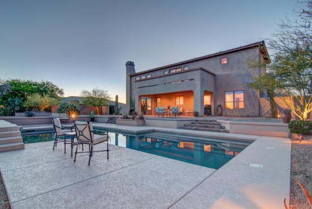 9753 E Suncrest Road, Scottsdale, AZ 85262 (MLS #5765696) :: The Wehner Group