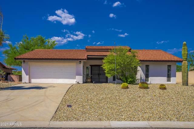 730 W Mclean Drive, Wickenburg, AZ 85390 (MLS #6237464) :: Executive Realty Advisors