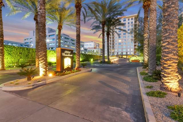 2211 E Camelback Road #907, Phoenix, AZ 85016 (MLS #5769995) :: Conway Real Estate
