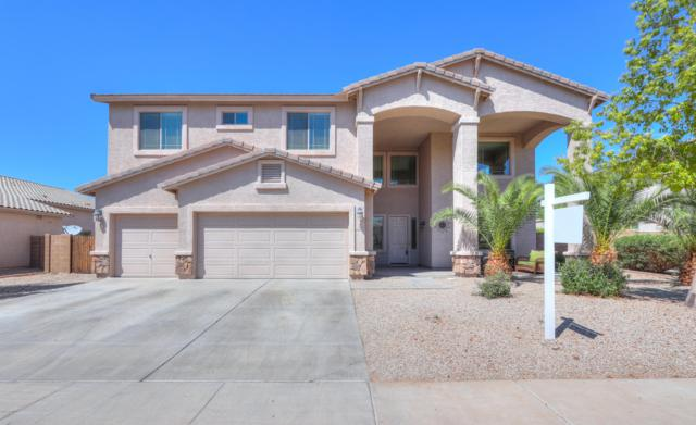 42470 W Bravo Drive, Maricopa, AZ 85138 (MLS #5820693) :: The W Group