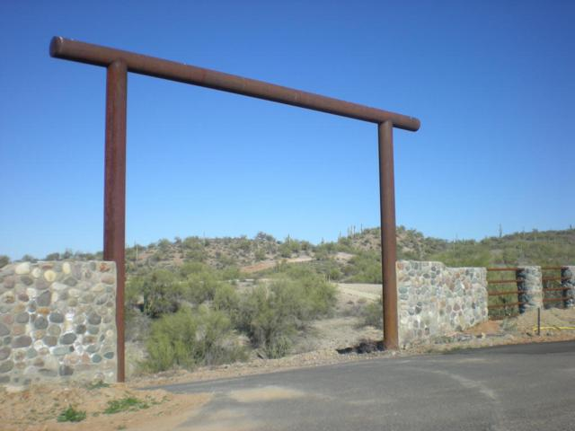Lot #17 N Mosey Way, Wickenburg, AZ 85390 (#5056965) :: Long Realty Company