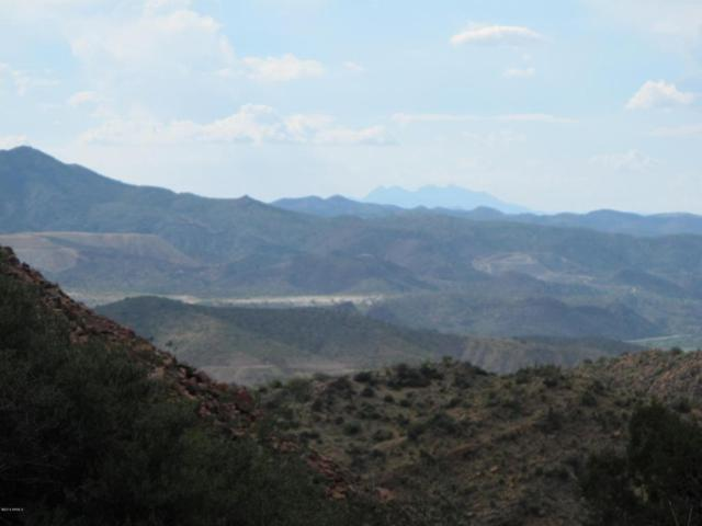lot 144 Over Hill Road, Globe, AZ 85502 (MLS #5160574) :: The Garcia Group @ My Home Group