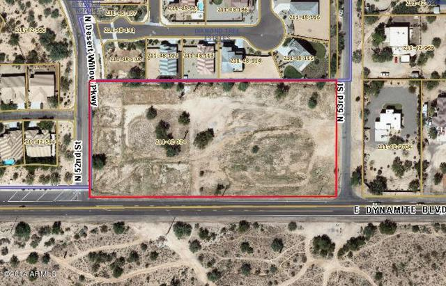 28212 N 53RD Street, Cave Creek, AZ 85331 (MLS #5386247) :: My Home Group