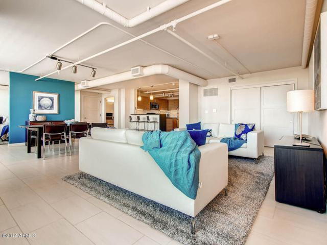 535 W Thomas Road #513, Phoenix, AZ 85013 (MLS #5404785) :: Brett Tanner Home Selling Team