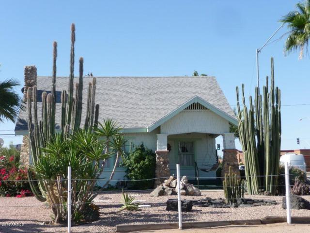 323 W 8TH Street, Casa Grande, AZ 85122 (MLS #5446031) :: The Daniel Montez Real Estate Group