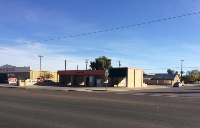 505 N Arizona Boulevard, Coolidge, AZ 85128 (MLS #5458443) :: The W Group