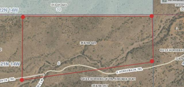 Lot 358 E Horseback Trail, Kingman, AZ 86401 (MLS #5485224) :: Yost Realty Group at RE/MAX Casa Grande