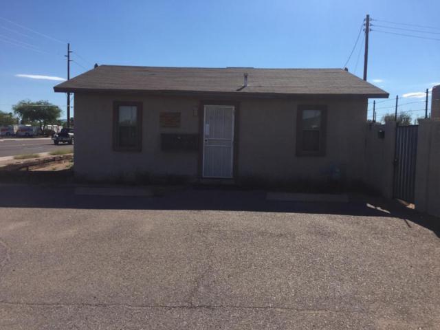 2105 W Superstition Boulevard, Apache Junction, AZ 85120 (MLS #5493314) :: Team Wilson Real Estate