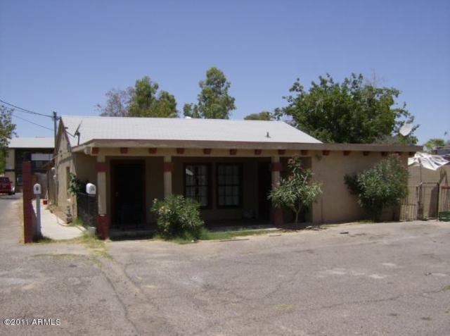 540 S Wilbur, Mesa, AZ 85210 (MLS #5504083) :: The Daniel Montez Real Estate Group
