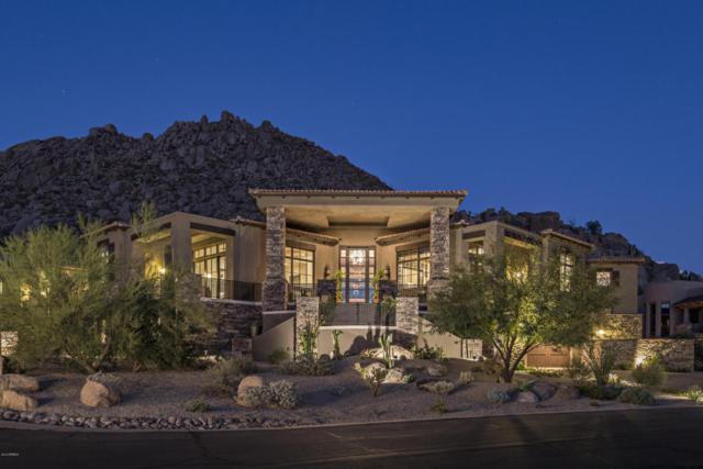 10761 E Buckskin Trail, Scottsdale, AZ 85255 (MLS #5510307) :: Occasio Realty