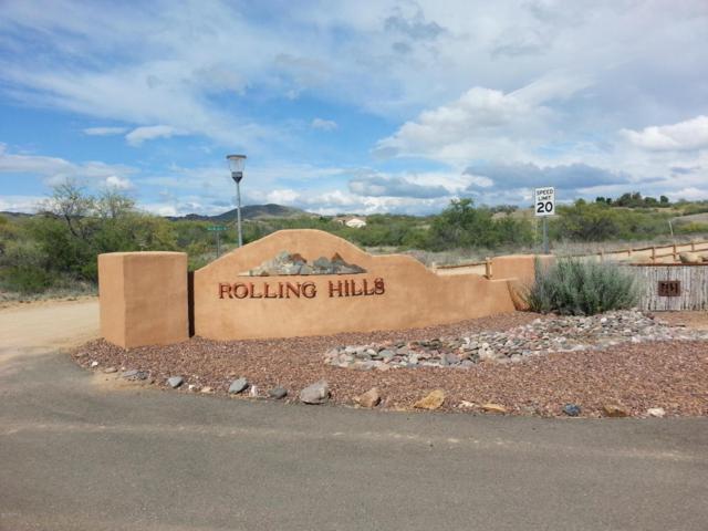 8000 S Rolling Hills Drive, Kirkland, AZ 86332 (MLS #5524110) :: Brett Tanner Home Selling Team