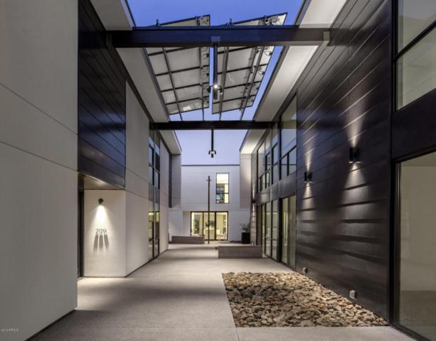 1717 N 1st Avenue 214-B, Phoenix, AZ 85003 (MLS #5529296) :: The Daniel Montez Real Estate Group
