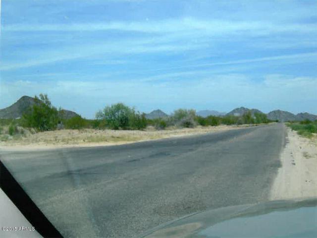 0 W Toltec Highway, Eloy, AZ 85131 (MLS #5531231) :: The Wehner Group
