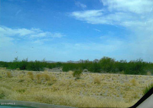 0 W Toltec Highway, Eloy, AZ 85131 (MLS #5531830) :: The Wehner Group