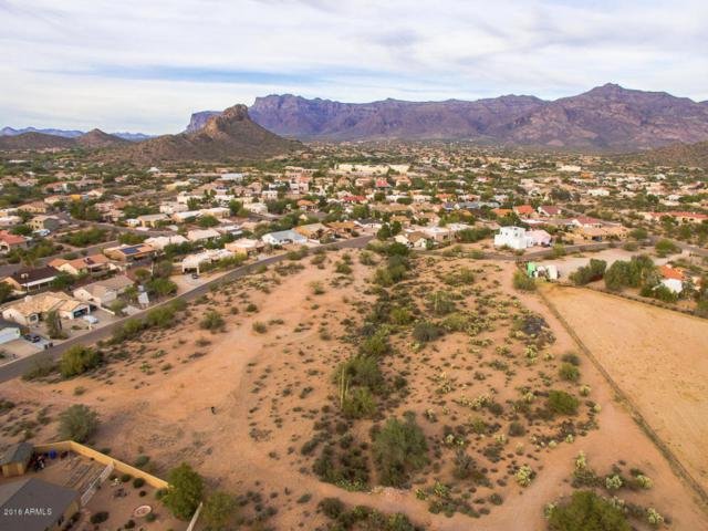 9815 E Palermo Avenue, Gold Canyon, AZ 85118 (MLS #5537650) :: The Wehner Group