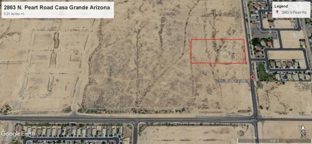 2863 N Peart Road, Casa Grande, AZ 85122 (MLS #5538130) :: Lifestyle Partners Team