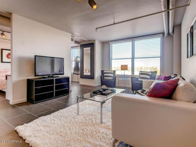 535 W Thomas Road #504, Phoenix, AZ 85013 (MLS #5547360) :: The Laughton Team