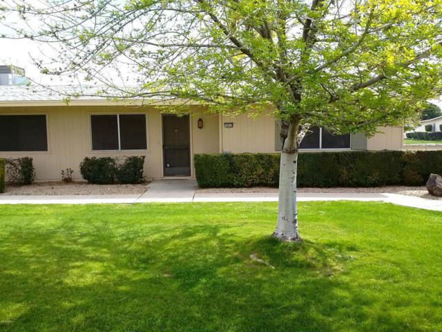10910 W Santa Fe Drive, Sun City, AZ 85351 (MLS #5566836) :: Kelly Cook Real Estate Group