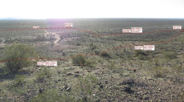 46626 W Salome Hwy/Desert Moon, Salome, AZ 85348 (MLS #5569120) :: Brett Tanner Home Selling Team