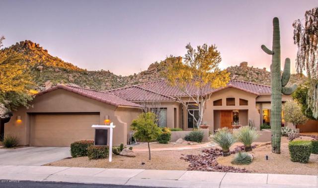 7723 E Shooting Star Way, Scottsdale, AZ 85266 (MLS #5571563) :: Desert Home Premier