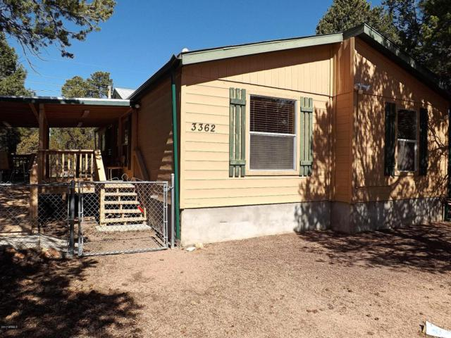 3362 Little Pine Drive, Overgaard, AZ 85933 (MLS #5574481) :: My Home Group