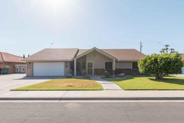 718 S Seton, Mesa, AZ 85206 (MLS #5586574) :: Sibbach Team - Realty One Group