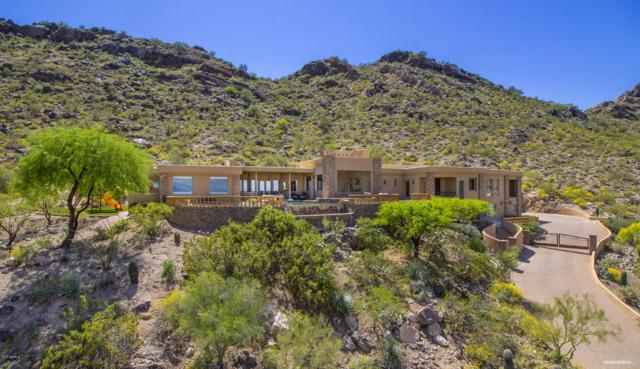 6101 E Hummingbird Lane, Paradise Valley, AZ 85253 (MLS #5591265) :: Lux Home Group at  Keller Williams Realty Phoenix