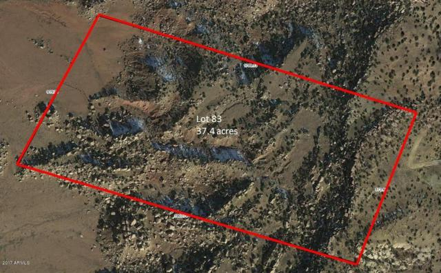 Lot 83 Sierra Highlands, St Johns, AZ 85936 (MLS #5591436) :: Yost Realty Group at RE/MAX Casa Grande