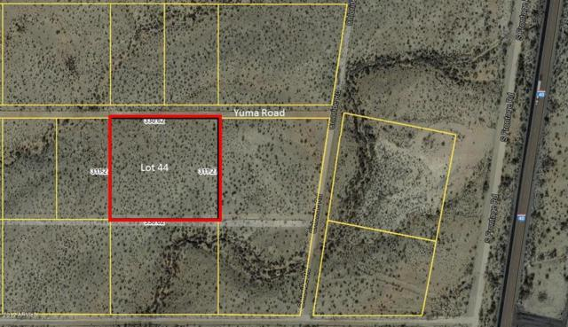 Lot 44 Yuma Road, Kingman, AZ 86401 (MLS #5591860) :: Lifestyle Partners Team
