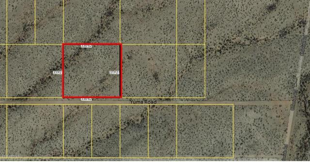 Lot 48 Yuma Road, Kingman, AZ 86401 (MLS #5591867) :: Lifestyle Partners Team