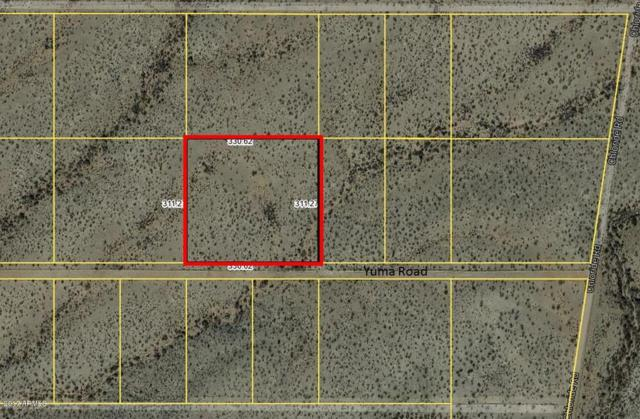 Lot 47 Yuma Road, Kingman, AZ 86401 (MLS #5591876) :: Lifestyle Partners Team
