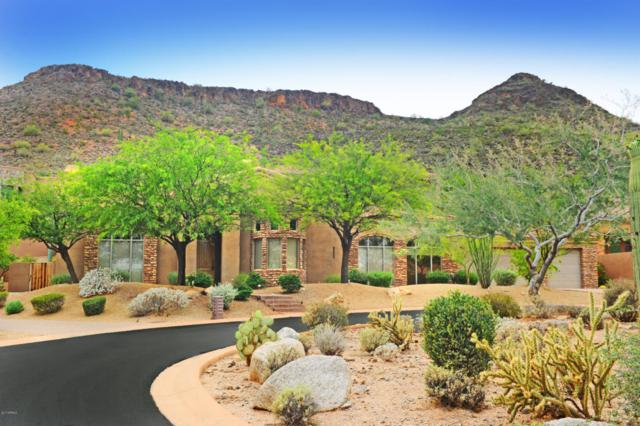 9206 N Crimson Canyon, Fountain Hills, AZ 85268 (MLS #5592638) :: The Everest Team at My Home Group
