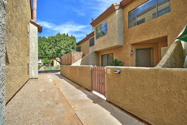 2040 S Longmore Street #43, Mesa, AZ 85202 (MLS #5593025) :: Cambridge Properties