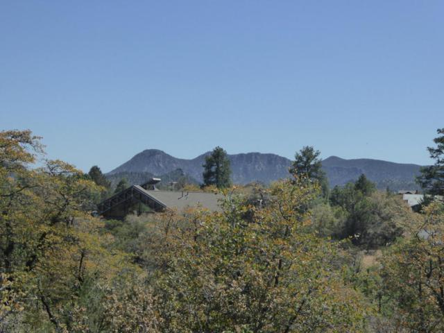 921 N Scenic Drive, Payson, AZ 85541 (MLS #5593548) :: Brett Tanner Home Selling Team