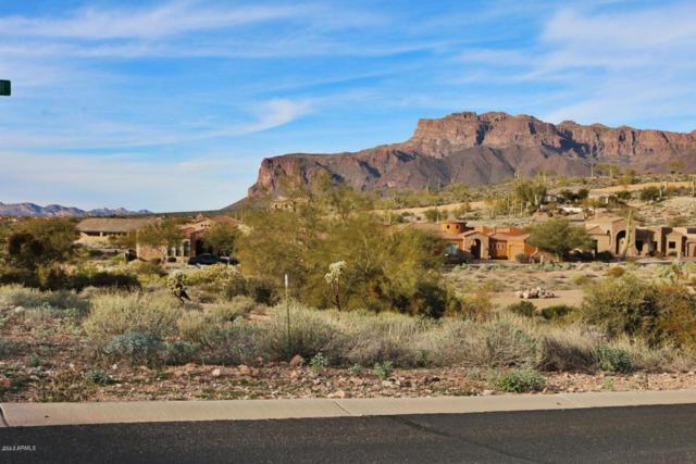 8904 E Canyon Creek Drive, Gold Canyon, AZ 85118 (MLS #5596133) :: Lifestyle Partners Team