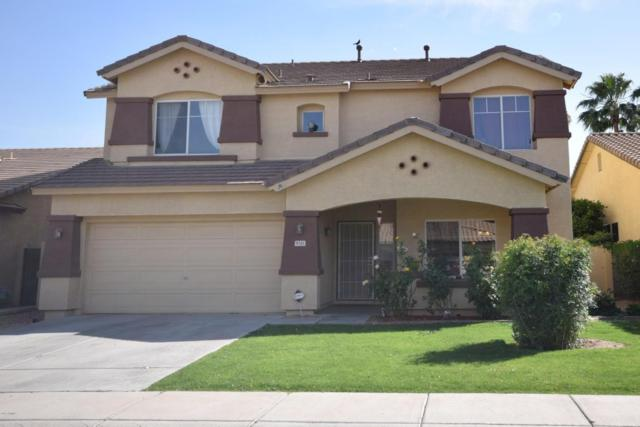 8141 W Rose Garden Lane, Peoria, AZ 85382 (MLS #5596956) :: The Laughton Team