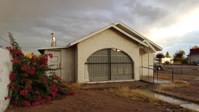 475 N Arizona Boulevard, Coolidge, AZ 85128 (MLS #5597534) :: Yost Realty Group at RE/MAX Casa Grande