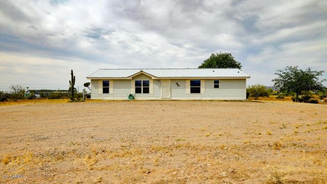 41112 N 256TH Avenue, Morristown, AZ 85342 (MLS #5599022) :: The Daniel Montez Real Estate Group