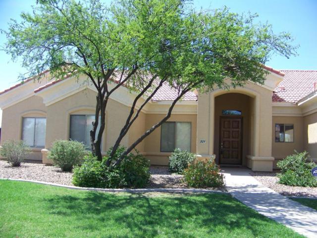 321 E Quail Court, Casa Grande, AZ 85122 (MLS #5600402) :: Yost Realty Group at RE/MAX Casa Grande