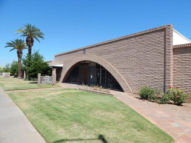 1708 E Thomas Road, Phoenix, AZ 85016 (MLS #5607514) :: The Daniel Montez Real Estate Group