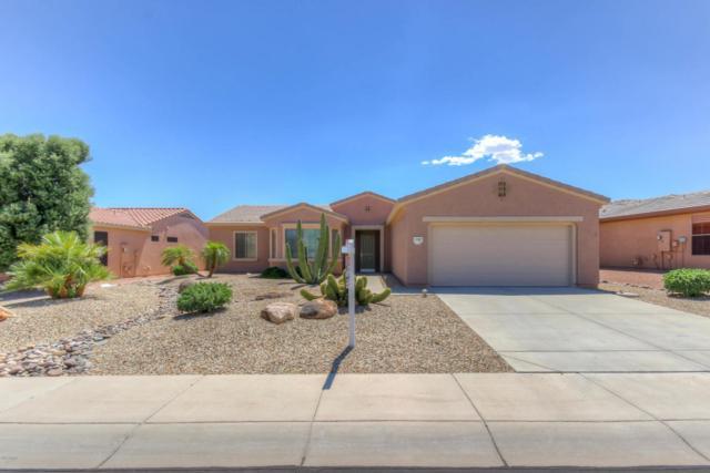 14927 W Gentle Breeze Way, Surprise, AZ 85374 (MLS #5610227) :: Desert Home Premier